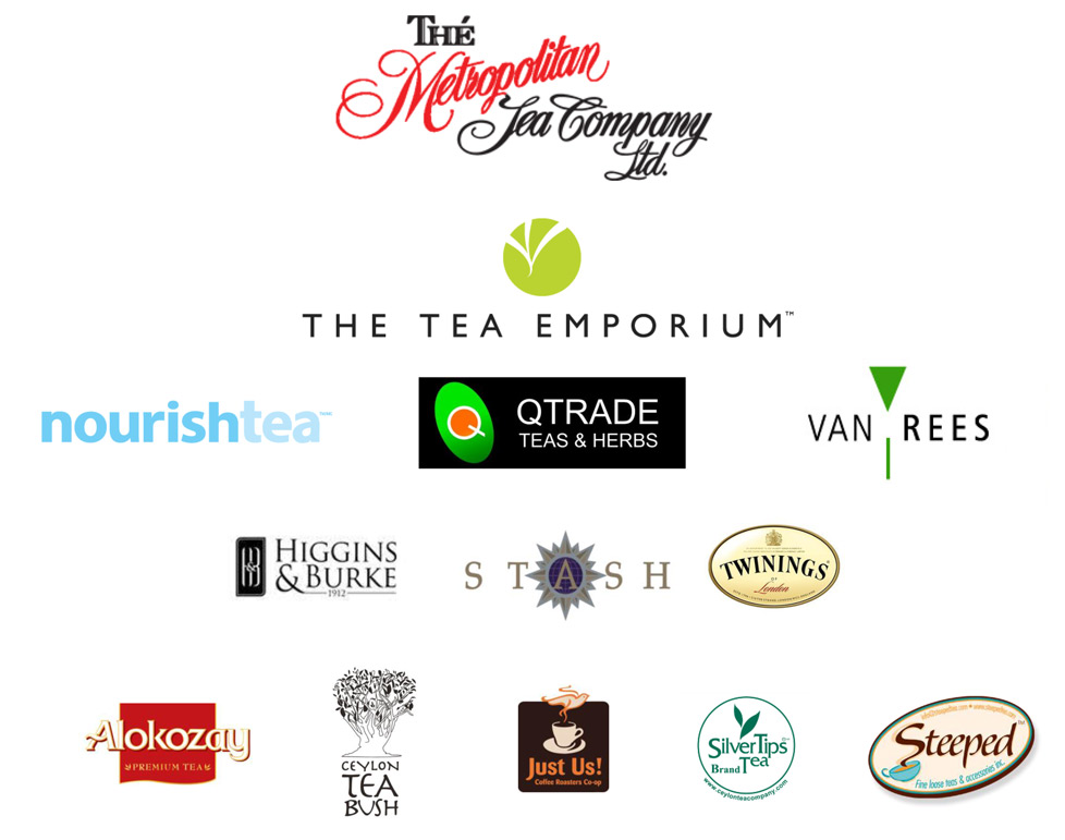 Tea Association of Canada Sponsors